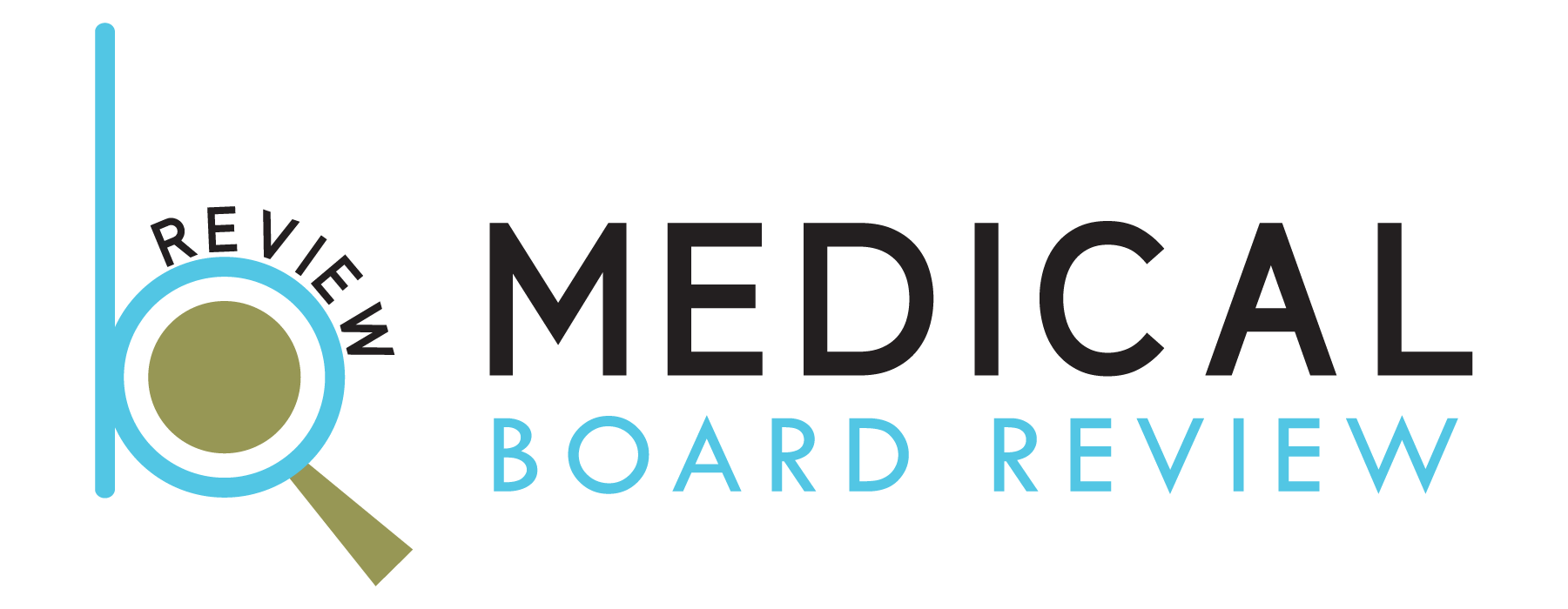 Medical Board Review, LLC Logo